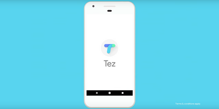 Google's latest app in India uses a new money transfer method: sound