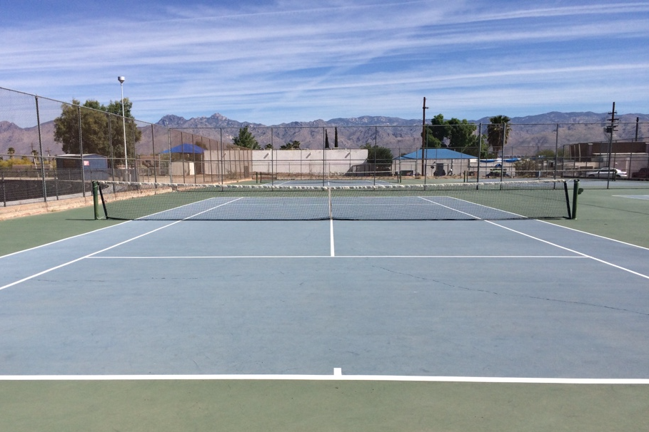 North Tennis Court 1