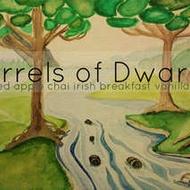 Barrels of Dwarves/Tea from Adagio Custom Blends, Aun-Juli Riddle