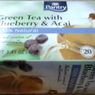 Green Tea with Blueberry & Acai 100% Natural by Rite Aid Pantry Brand from Rite Aid Pantry