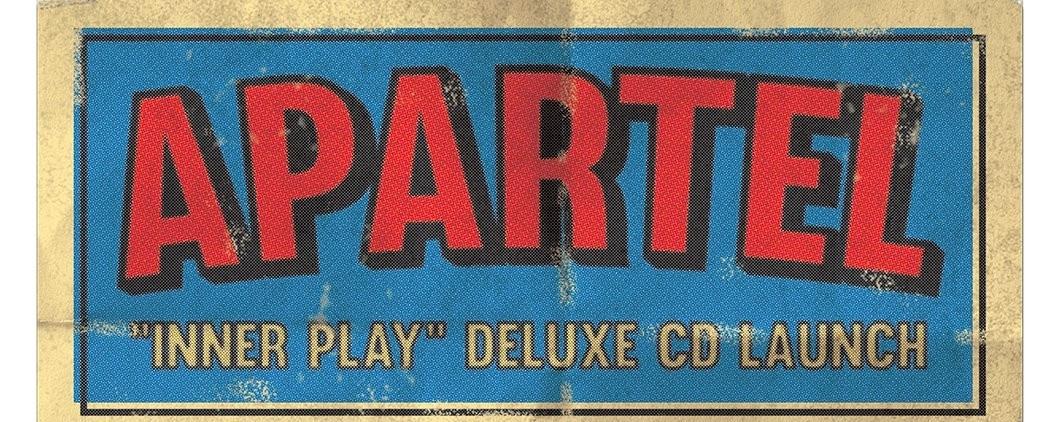 Apartel Inner Play Deluxe CD Launch
