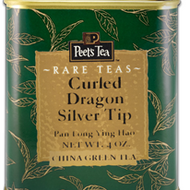 Curled Dragon Silver Tip from Peet's Coffee & Tea