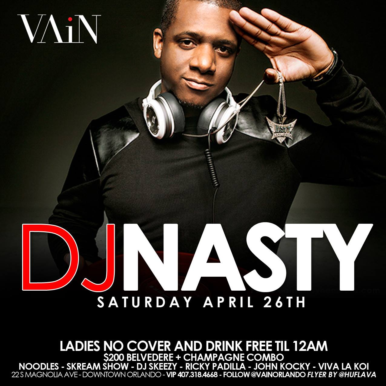 The Grammy Kid DJ Nasty | Xcess Saturdays