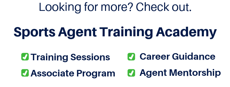 Sports Agent Training Academy