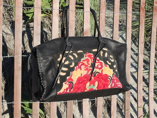 fa426fd19d6 Unique Handmade Bag From Ibiza Gypset Girl explores the travel ...