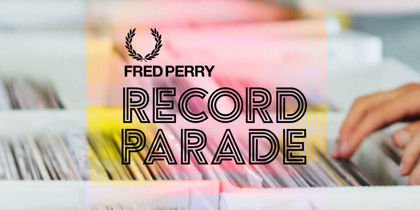 Fred Perry's Record Parade is bringing vinyl heaven to Cebu