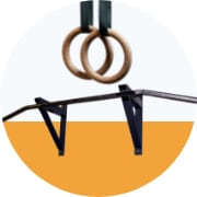 PULLUP BAR and/or RINGS