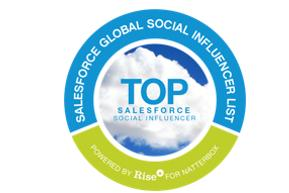 #salesforce Power 100 Social Influencers