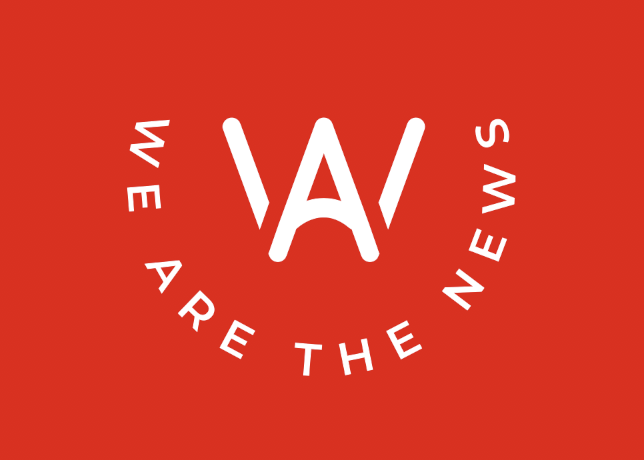We Are The News Company Logo