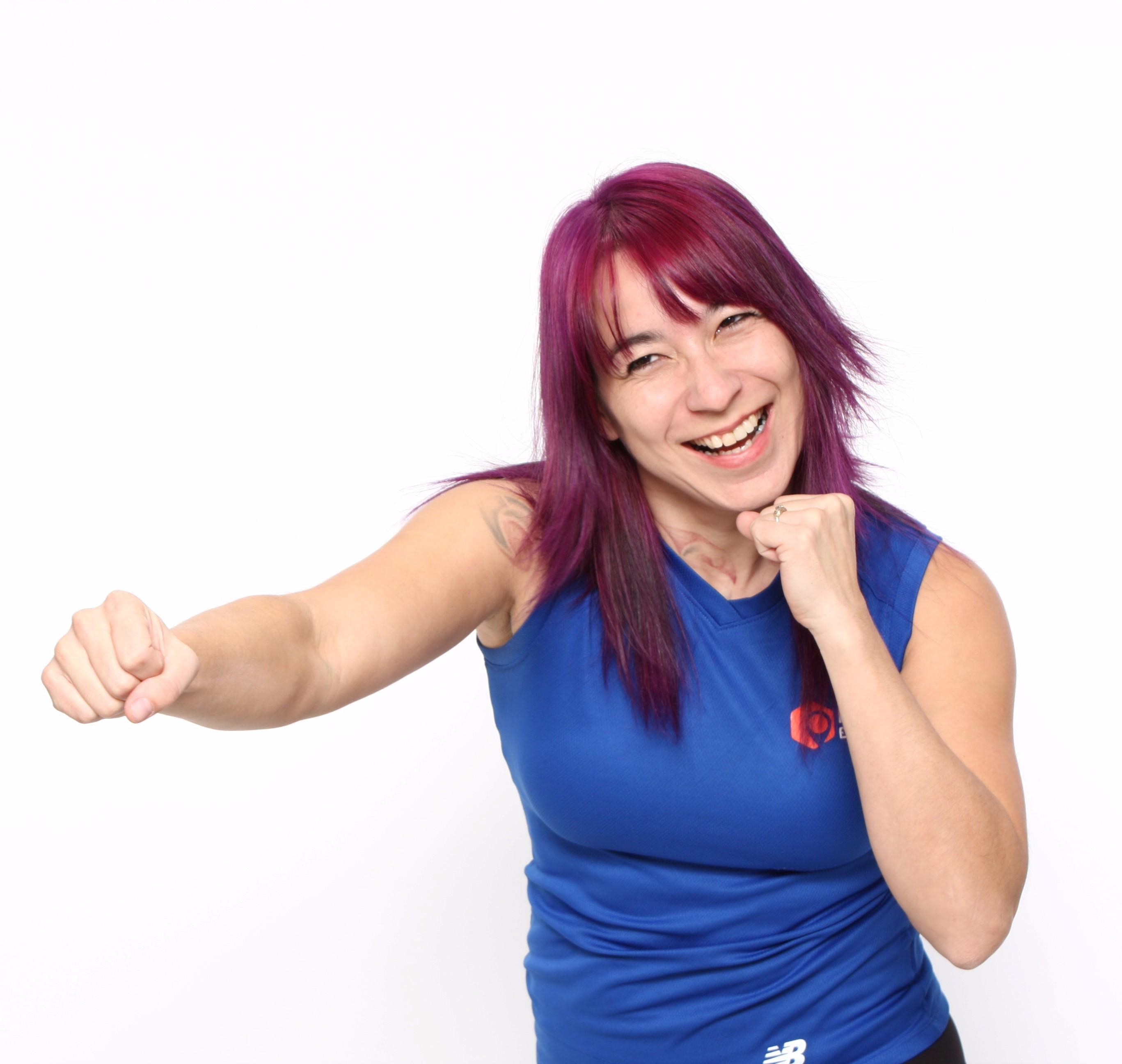 Cathy Lam, Ninja Tuck Jump