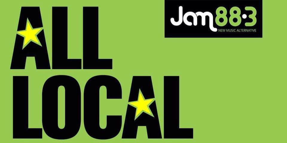 Vote for your favorite homegrown songs in Jam 88.3's All Local Year Ender Special 2017