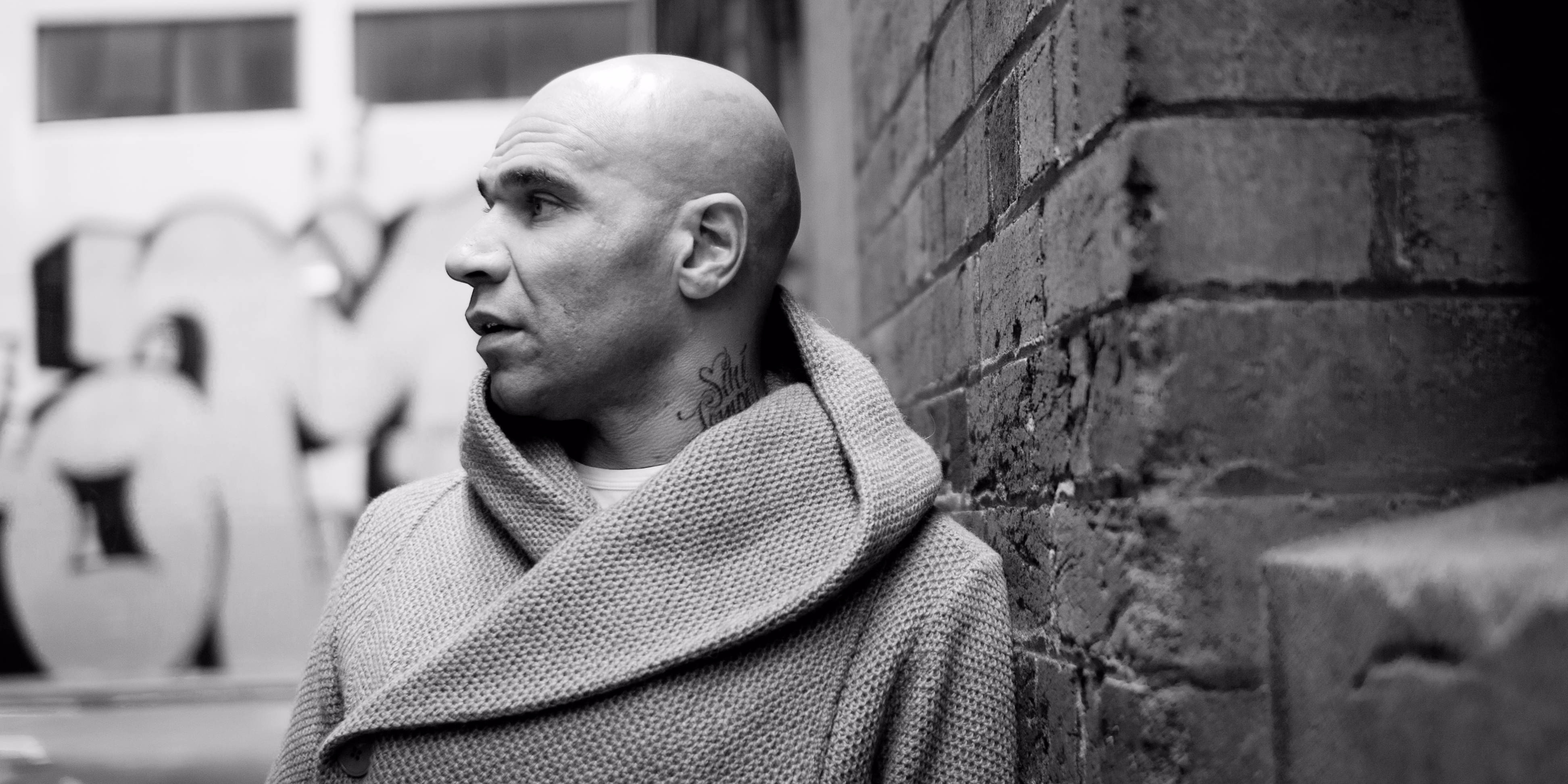 Drum & bass pioneer Goldie returns to Singapore in April