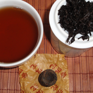 Puerh Tuo Cha from Butiki Teas