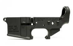 Aero Precision AR15 Stripped Lower Receiver, Special Edition: Ghost Gun