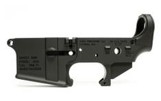 Aero Precision AR15 Stripped Lower Receiver, Special Edition: Ghost Gun