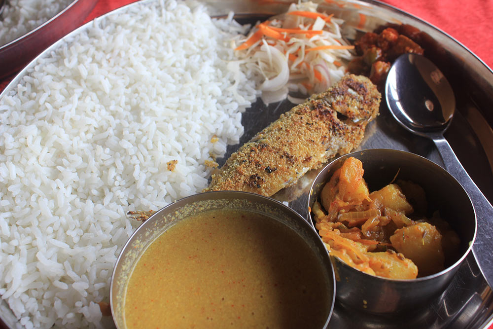 MACKEREL THALI GOA