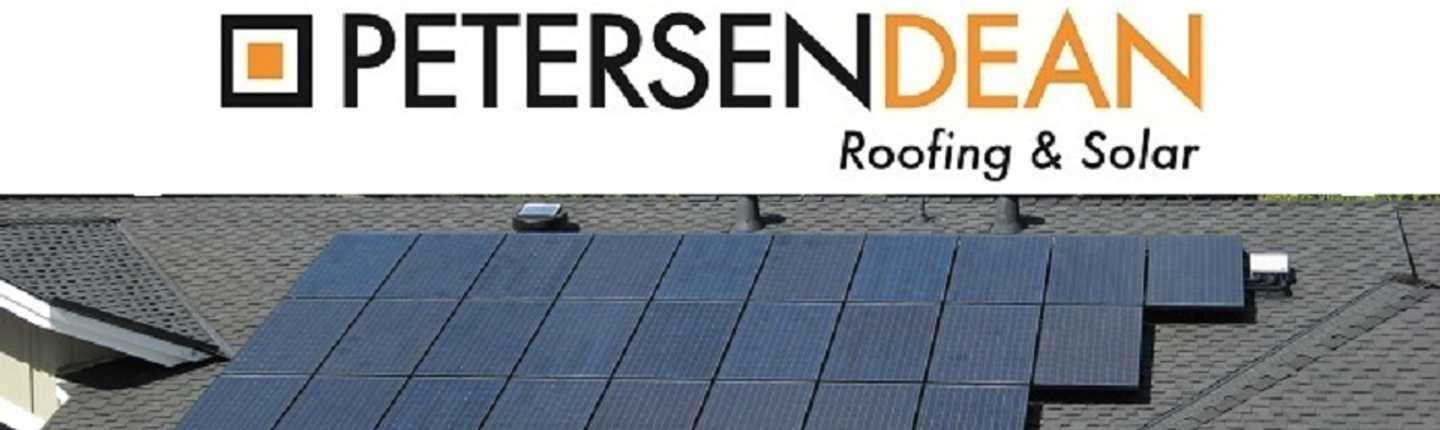 PetersenDean Roofing and Solar header image