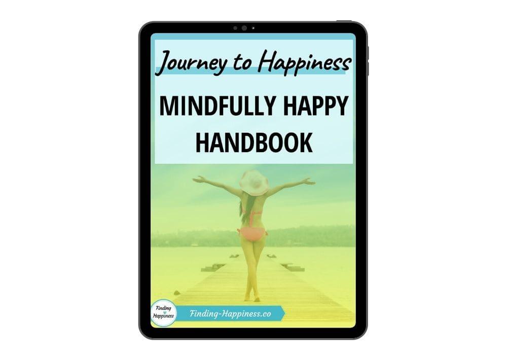BONUS #1 - THE MINDFULLY HAPPY HANDBOOK