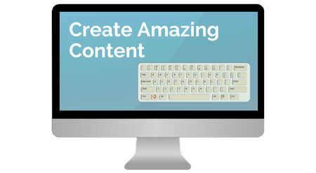 create blog content with Launch Your Blog Course