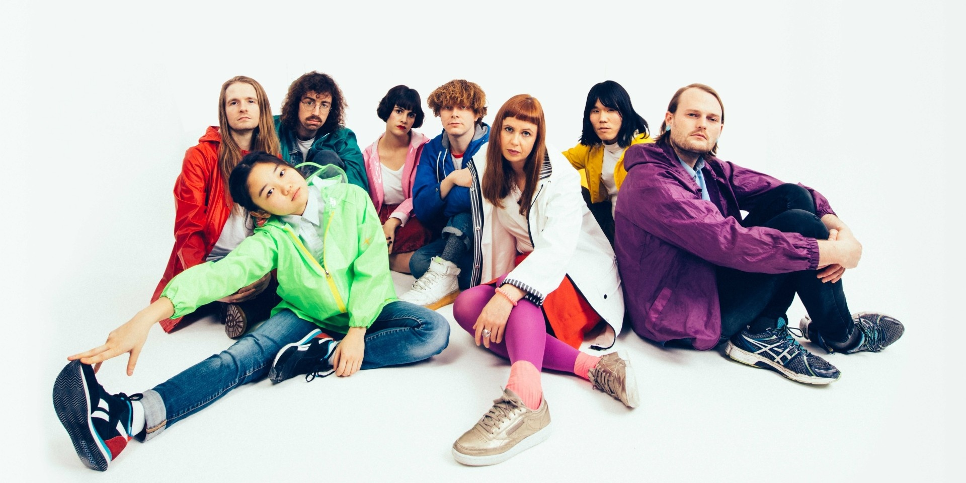 Superorganism to play in Singapore next January