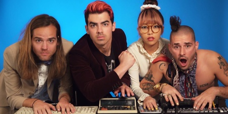 DNCE to perform in Singapore for the first time