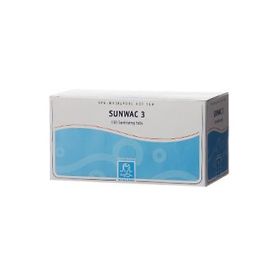 Sunwac 3 Tabletter, 160 stk
