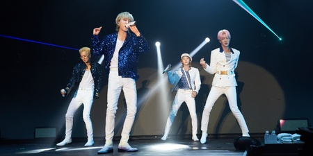WINNER wows Inner Circles with its musical versatility in Singapore stop for EVERYWHERE TOUR – gig report