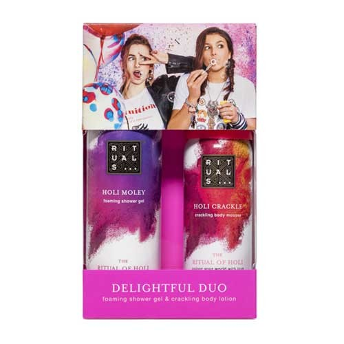 Kit Delightful Duo The Rituals of Holi