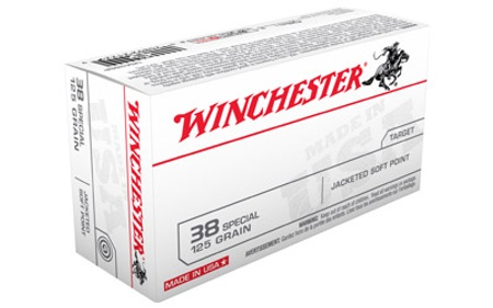 Winchester Repeating Arms Best Value Pistol JSP USA38SP