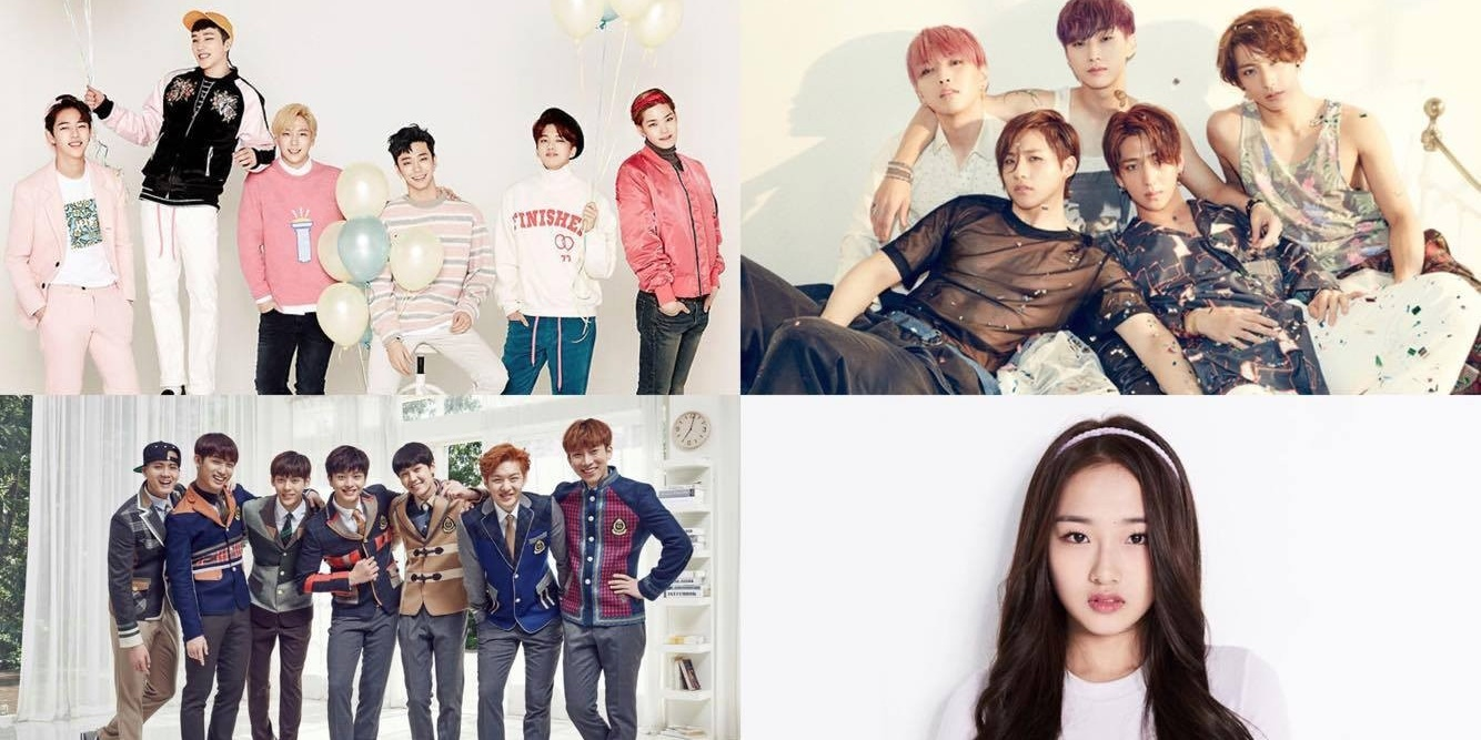 7 K-pop groups come together for Mission I: Super Pop Con 2017
