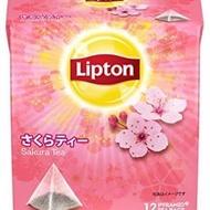 Sakura Tea from Lipton