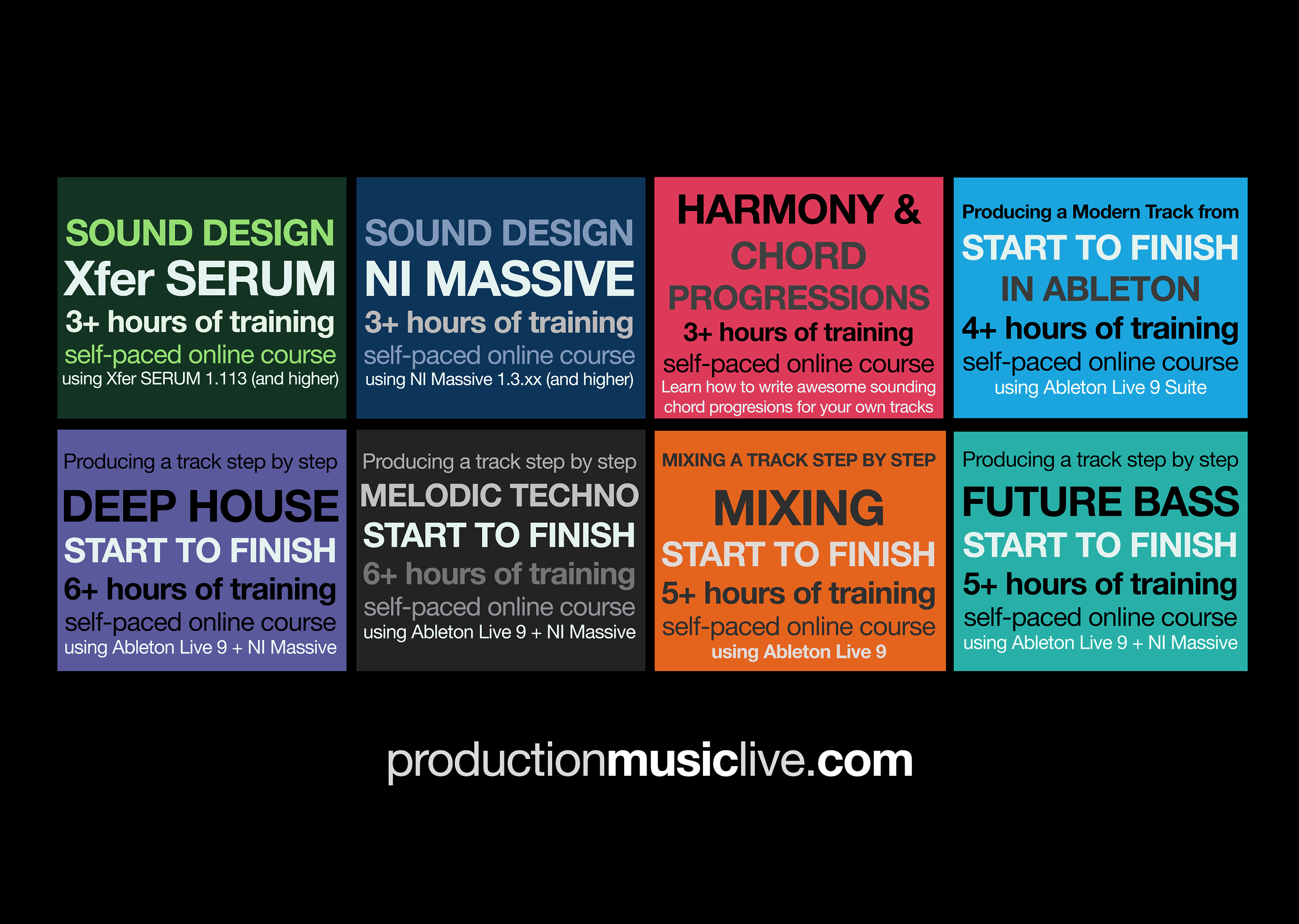 Peachy All Pml Courses Production Music Live Courses Download Free Architecture Designs Xaembritishbridgeorg