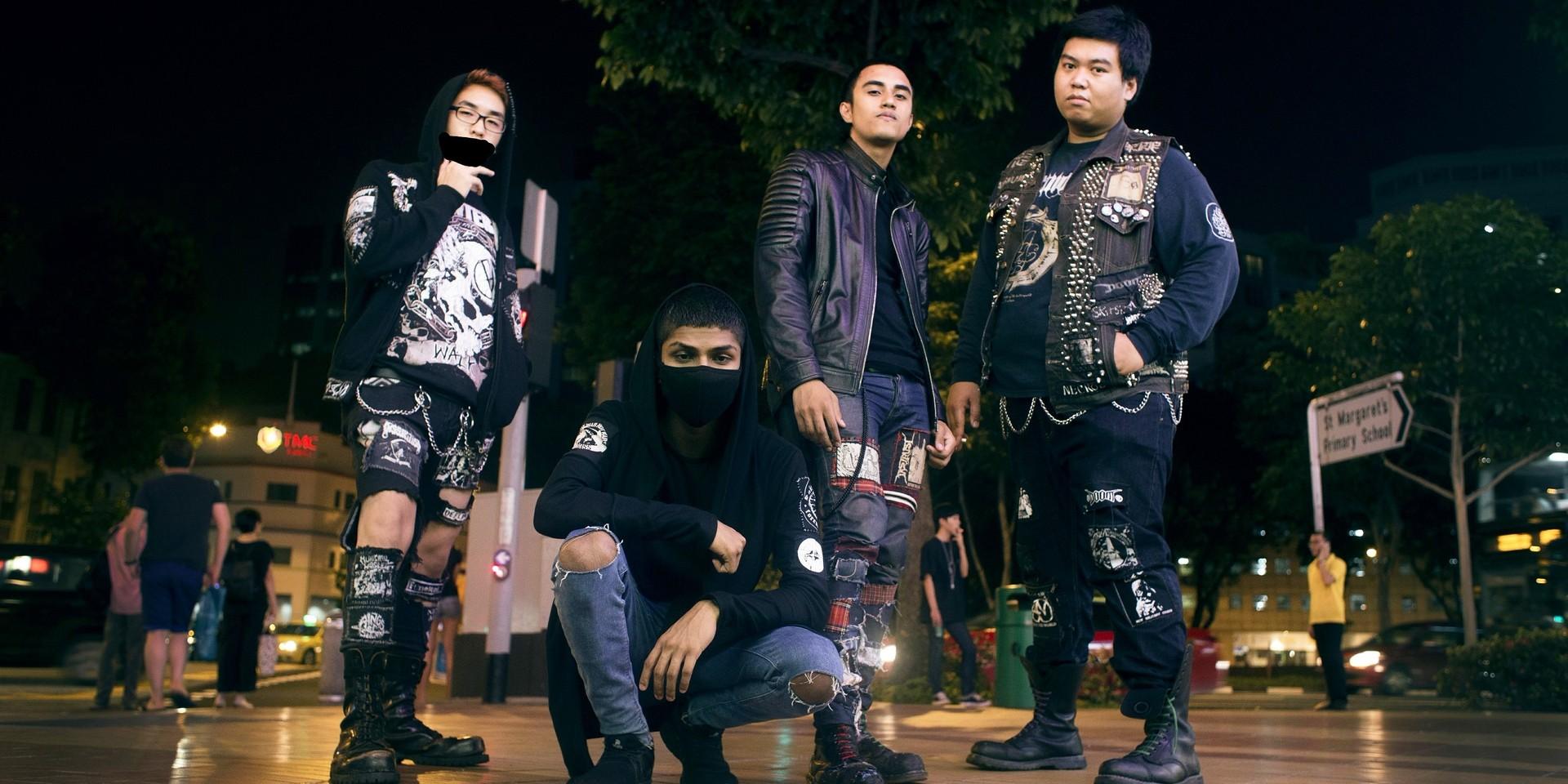 Gangrene's debut EP is a brief, blistering punk barrage – listen