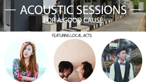 Acoustic Sessions: For A Good Cause