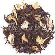 Rhubarb Cream Loose Leaf Flavored Black Tea from Darlene's Teaport