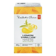 Lemon Thriller from President's Choice