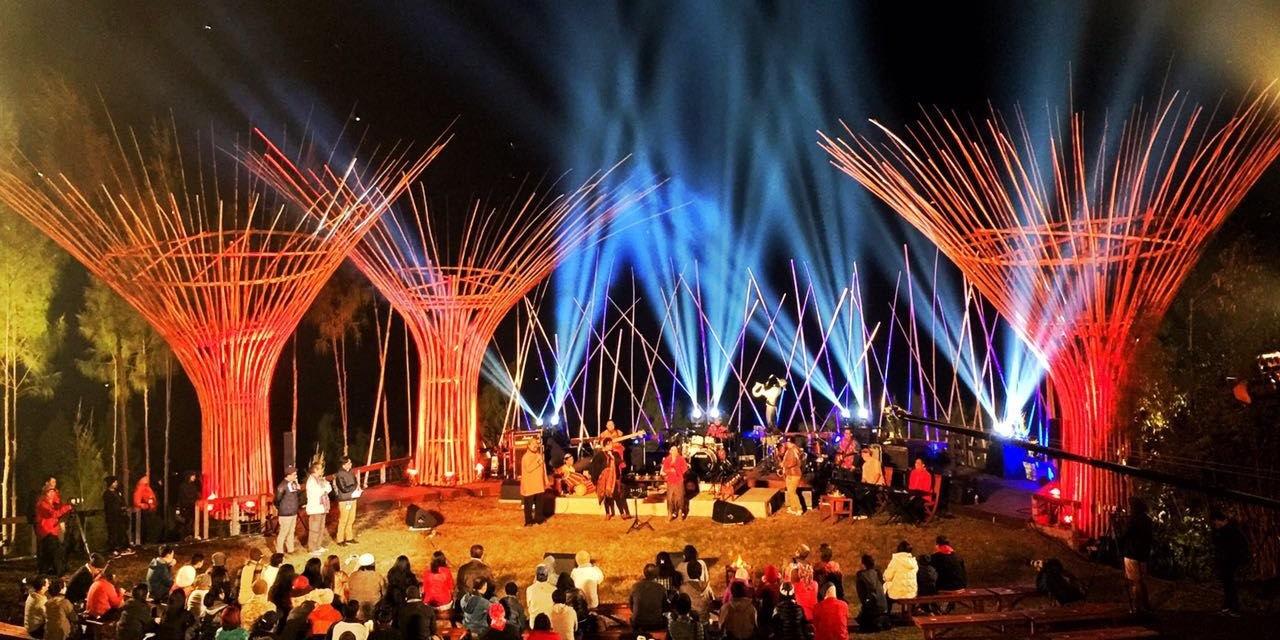 Indra Lesmana Keytar Trio, Dewa Budjana, Glenn Fredly and more to play Jazz Gunung Bromo 2017