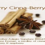 Merry Cinna-Berry from Custom-Adagio Teas