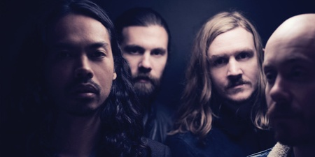 WATCH: The Temper Trap talk about their spirited return in 2016, perform 'Fall Together'