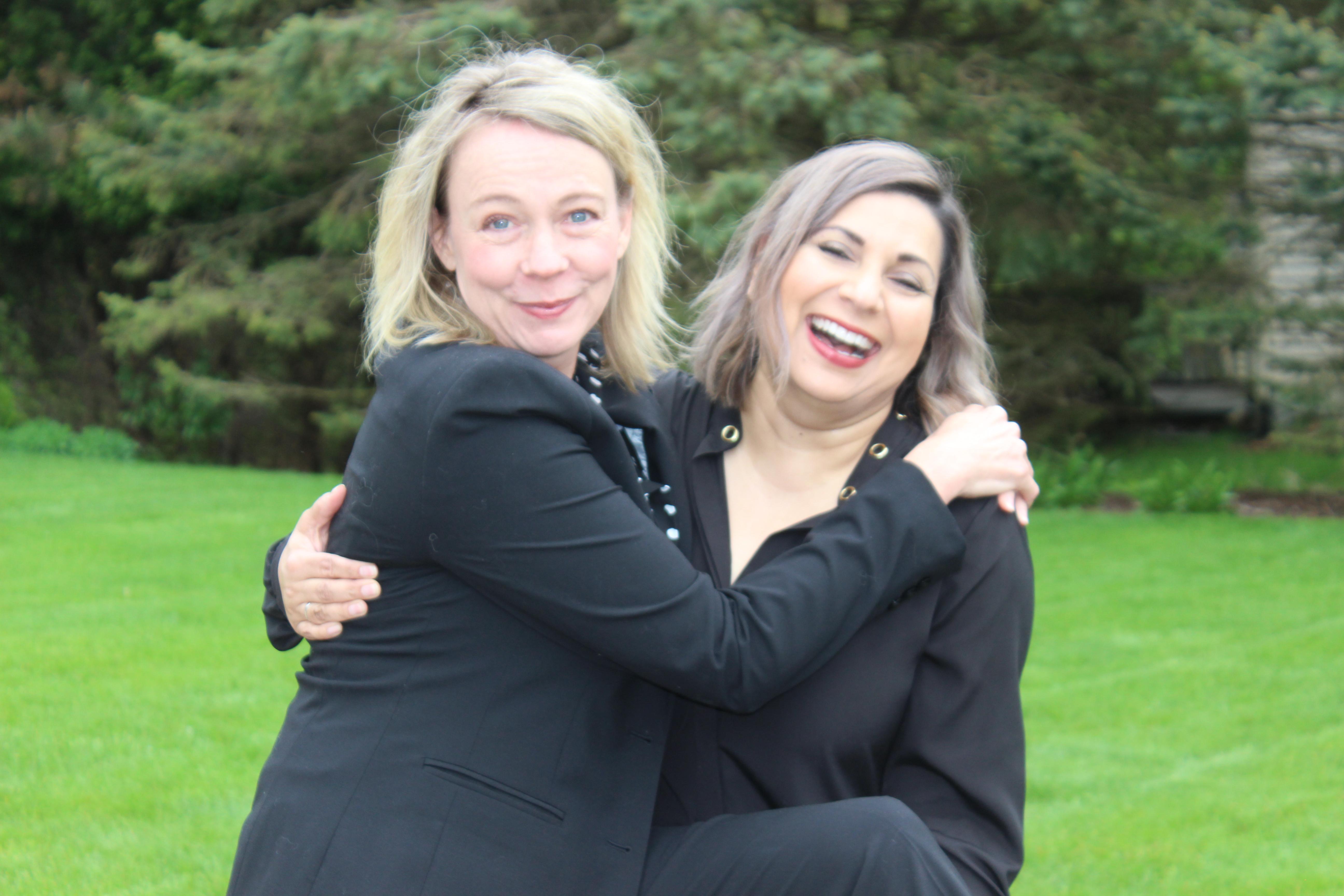 Kelly Wysocki-Emery & Mita Fitzjohn