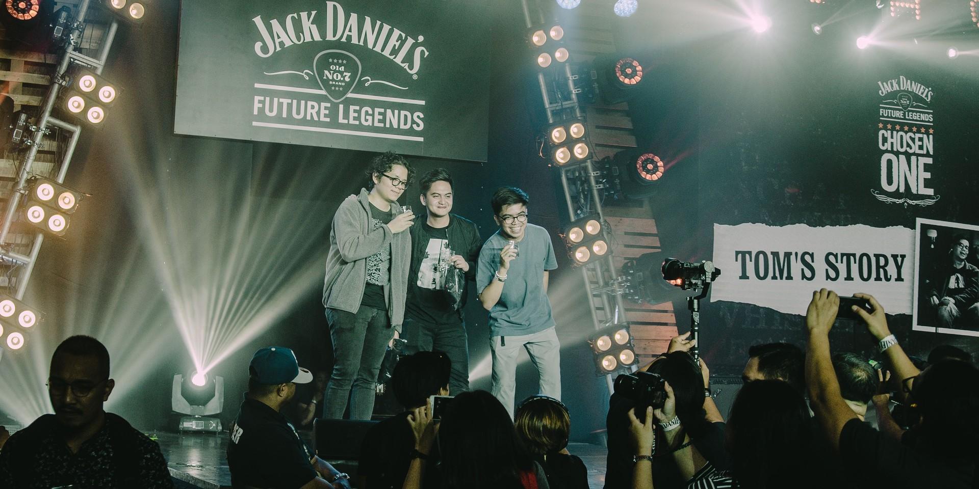 Tom's Story is Jack Daniel's Future Legends Chosen One