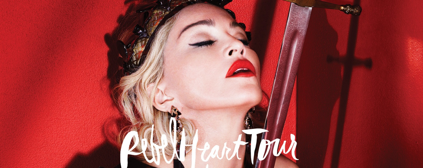 Madonna - Rebel Heart Tour - Singapore