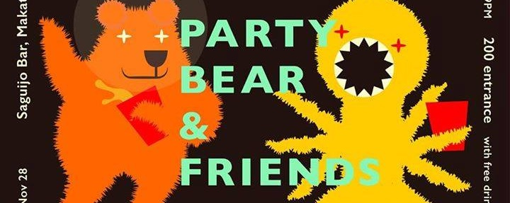 Party Bear & Friends Night