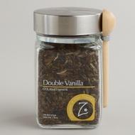 Double Vanilla Gourmet White Loose Leaf Tea from Zhena's Gypsy Tea