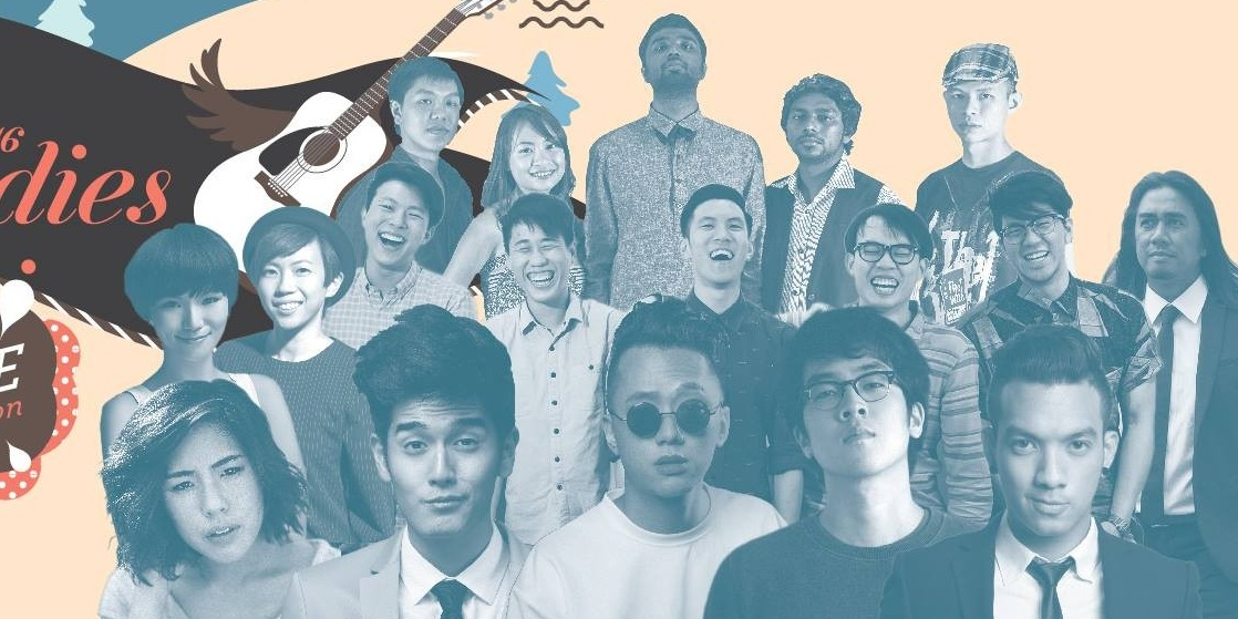 Singapore Rhapsodies pairs up emerging indie musicians with prominent pop stars