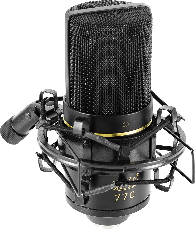 MXL 770 Cardio Condenser Microphone