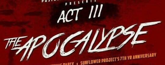 ACT III: The Apocalypse