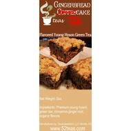 Gingerbread Coffeecake from 52teas