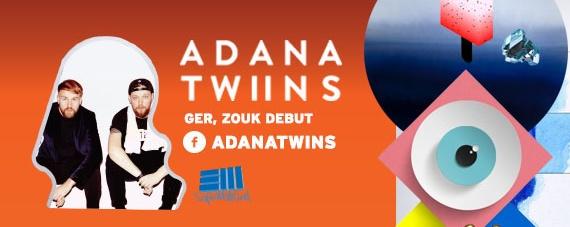PARA//EL PRESENTS ADANA TWINS