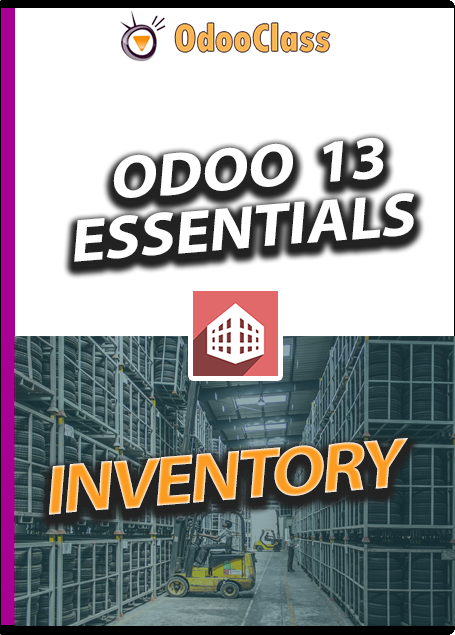 Odoo 13 Essentials Inventory